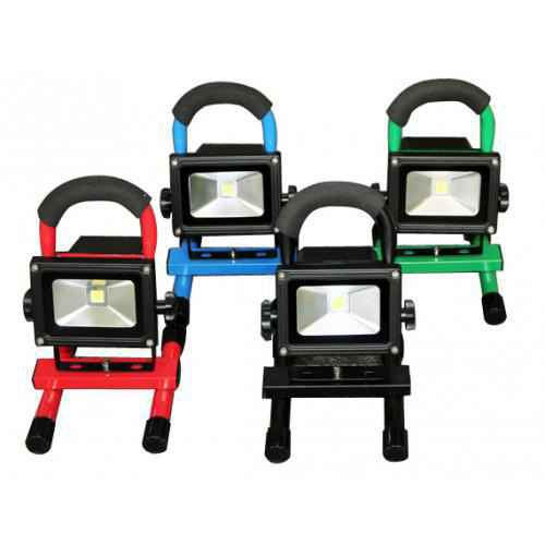 projecteur led RGB 10W FLD10WRGB pic3