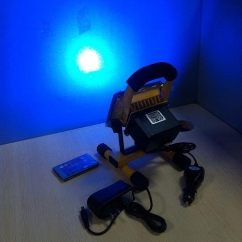 projecteur led RGB 10W FLD10WRGB pic4