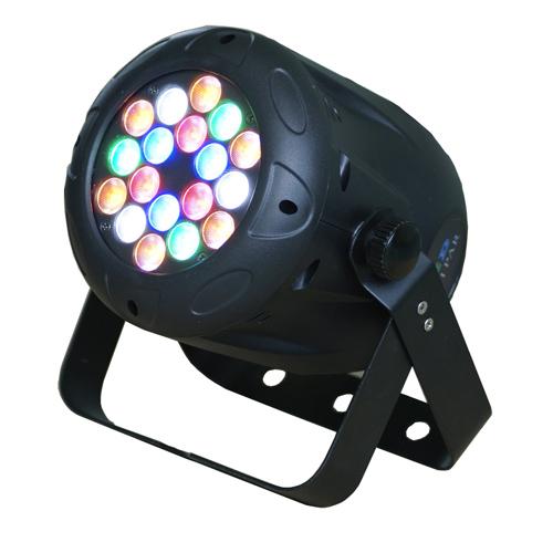 projecteur led RGB mini PAR 65W