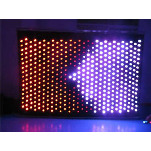 rideau led video LVC203P20