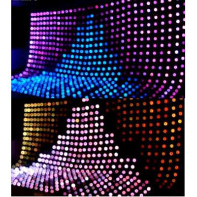 rideau led video LVC204P20