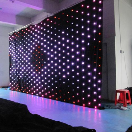 rideau led video LVC304P9 pic2