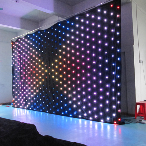 rideau led video LVC306P20