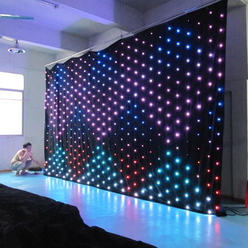 rideau led video LVC308P9