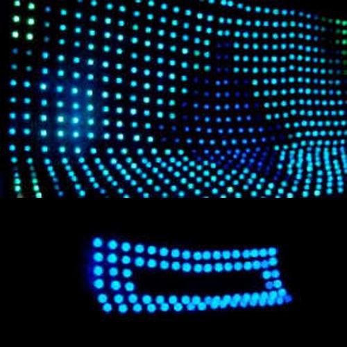 rideau led video LVC406P20