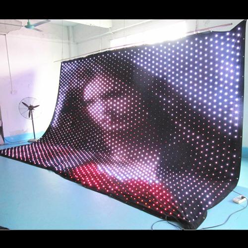 rideau led video LVC406P9 pic3