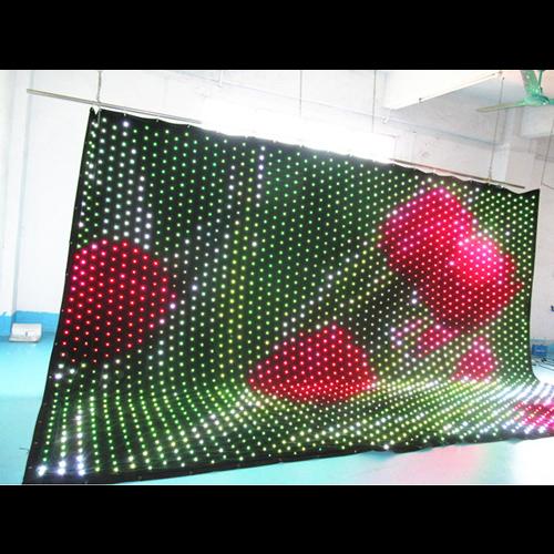 rideau led video LVC406P9 pic4