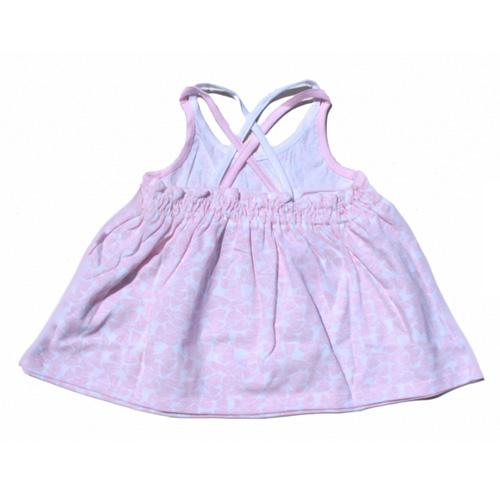 robe bretelles croisees filles TT0150 pic4