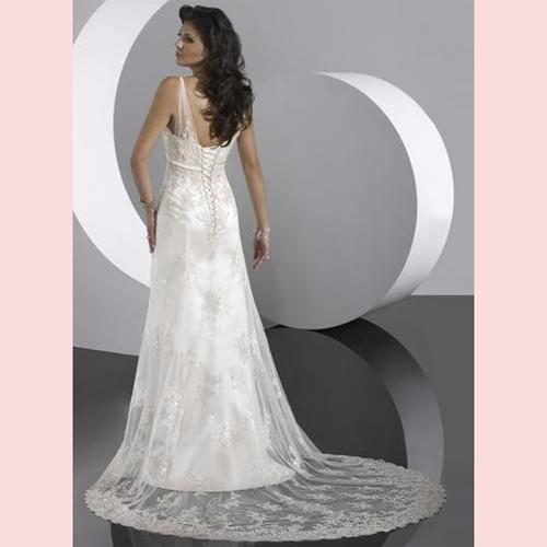 robe de mariage MONA01 pic2