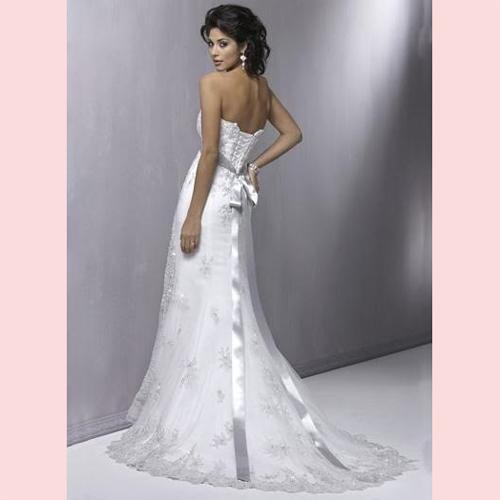 robe de mariage MONA02 pic2