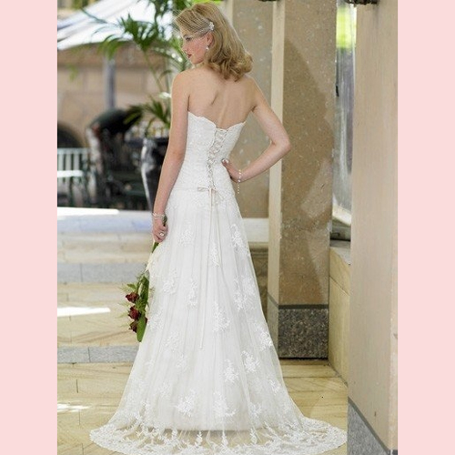 robe de mariage MONA05 pic2
