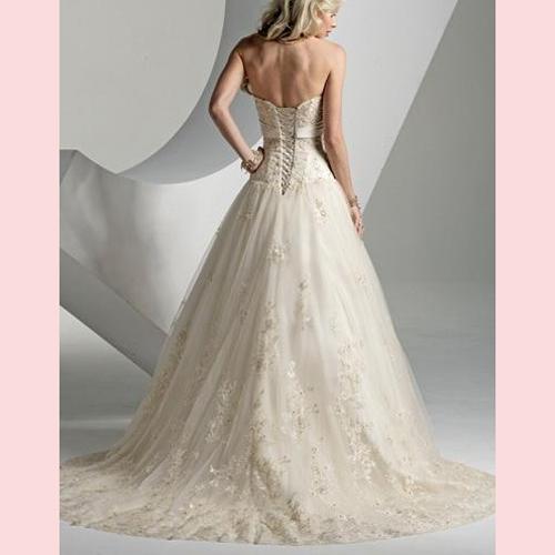 robe de mariage MONA17 pic2