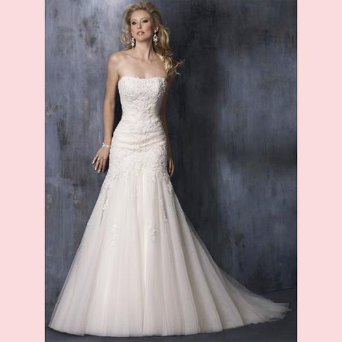 robe de mariage W3109