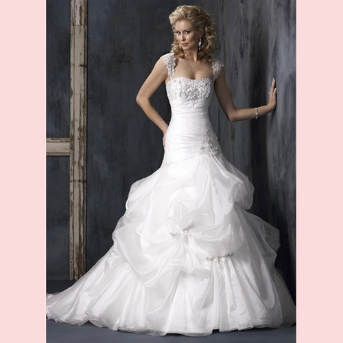 robe de mariage W3111