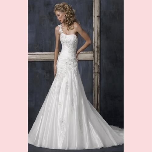 robe de mariage W3143