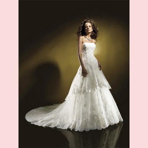 robe de mariage W3195