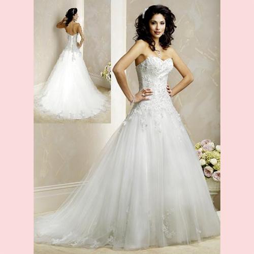 robe de mariage W3278