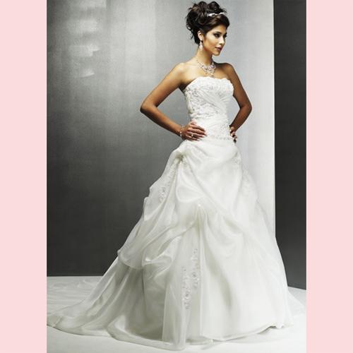 robe de mariage W3286