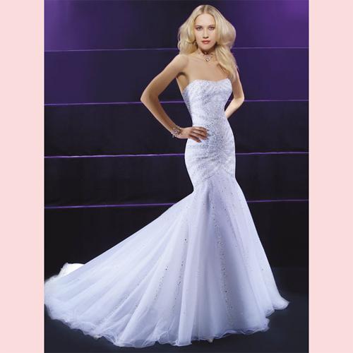 robe de mariage W3295