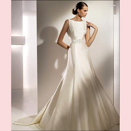 robe de mariage W3343