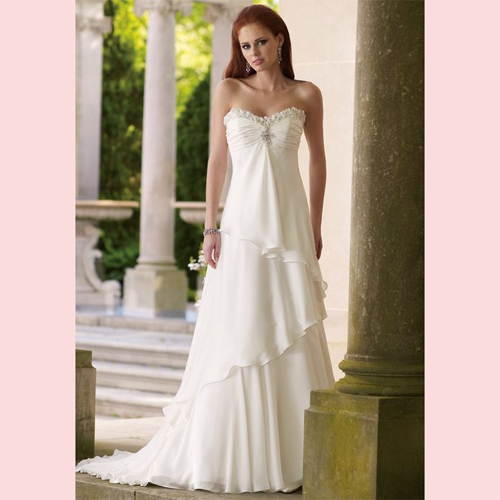 robe de mariage WH304