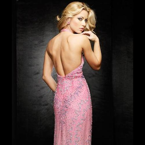 robe de soiree ED102 pic2
