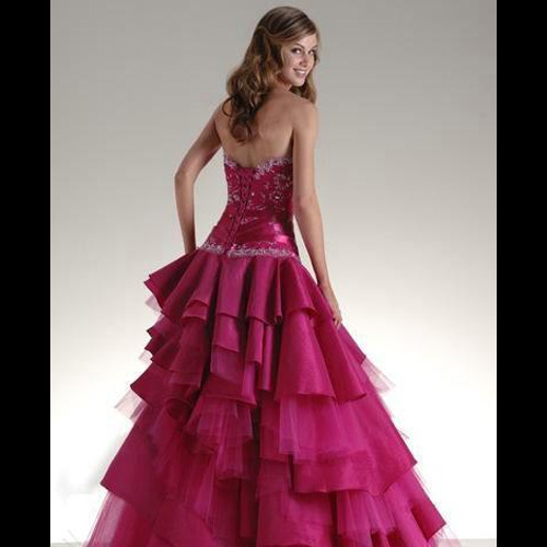 robe de soiree ED114 pic2