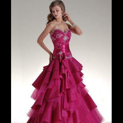 robe de soiree ED114