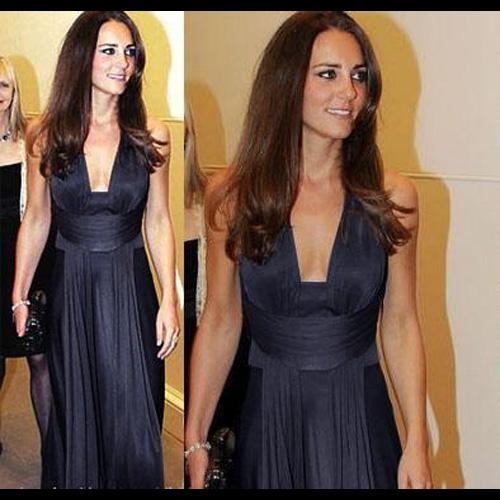 robe de soiree ED154
