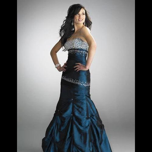 robe de soiree ED165