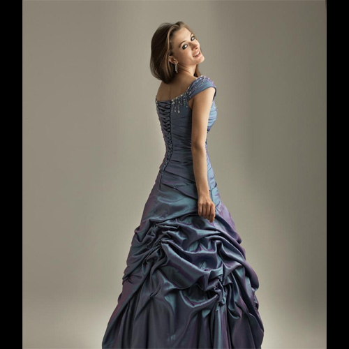 robe de soiree ED177 pic2