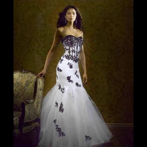 robe de soiree ED204