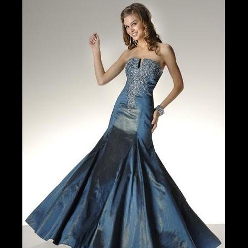 robe de soiree ED263