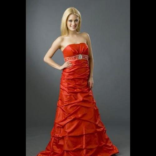 robe de soiree ED266