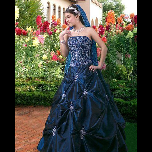 robe de soiree ED319