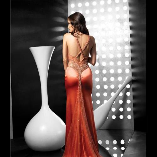 robe de soiree ED324 pic2
