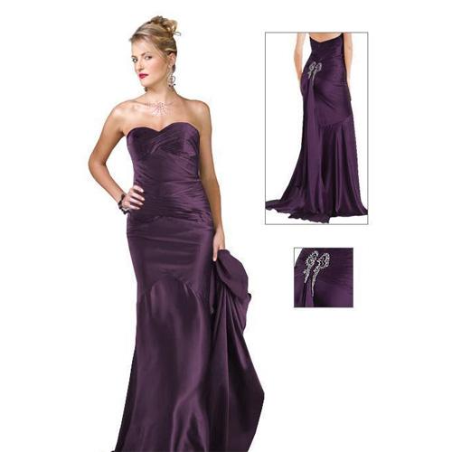 robe de soiree ED339