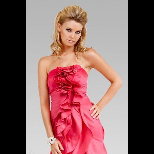 robe de soiree ED349