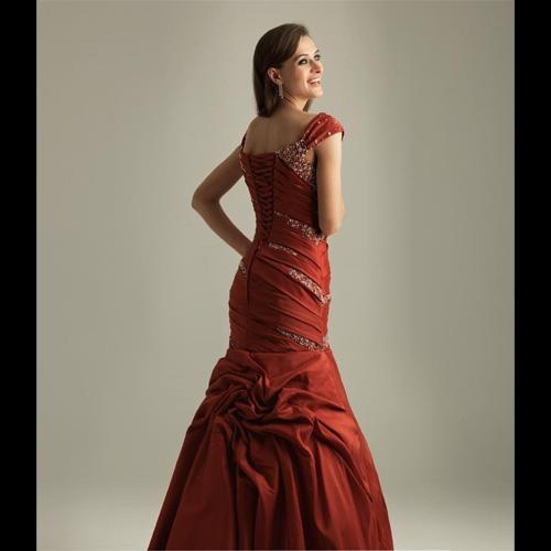 robe de soiree ED375 pic2
