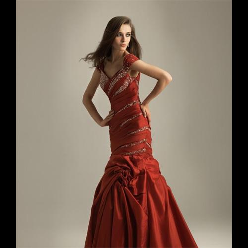 robe de soiree ED375