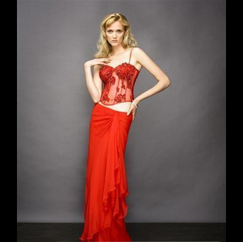 robe de soiree ED382