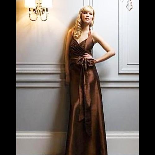 robe de soiree ED384