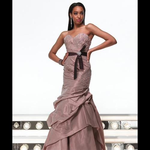 robe de soiree ED387