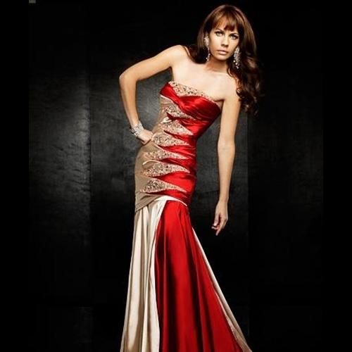 robe de soiree ED408