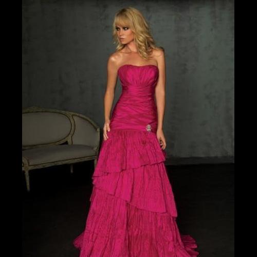 robe de soiree ED411