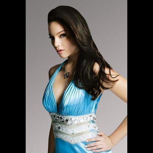 robe de soiree ED416