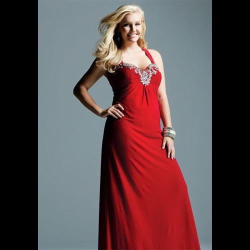 robe de soiree ED437
