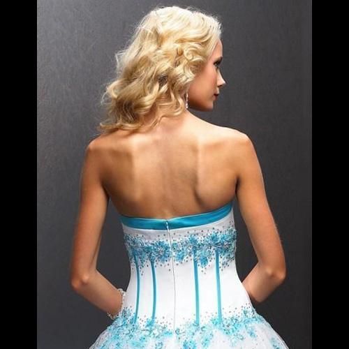robe de soiree ED44 pic2