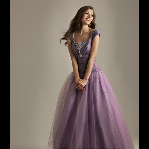 robe de soiree ED489