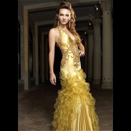 robe de soiree ED497